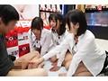 SOD女子社員 マジックミラー号と店舗で初めての逆ナンパ研修 デカチン 早漏チ○ポ 連射チ○ポをハーレムプレイで射精天国 17