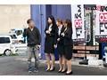 SOD女子社員 マジックミラー号と店舗で初めての逆ナンパ研修 デカチン 早漏チ○ポ 連射チ○ポをハーレムプレイで射精天国 2