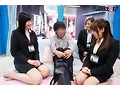 SOD女子社員 マジックミラー号と店舗で初めての逆ナンパ研修 デカチン 早漏チ○ポ 連射チ○ポをハーレムプレイで射精天国のサムネイル