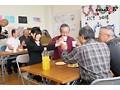 SOD女子社員 介護研修 お年寄りの需要調査で訪れた老人ホームで変態セクハラおじいちゃんに集団で犯されイキまくる
