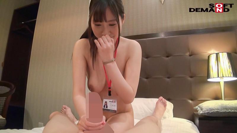 爆乳IカップのSOD女子社員 新卒入社1年目 宣伝部 日下部加奈(23)AV出演(デビュー)!! 14枚目