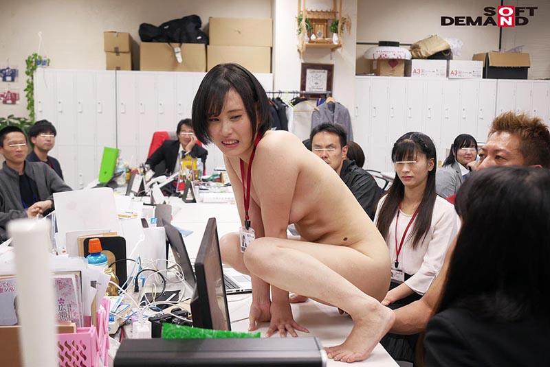 1週間全裸業務で羞恥心を克服!一回りも二回りも成長した浅井心晴の公開羞恥SEX 15枚目