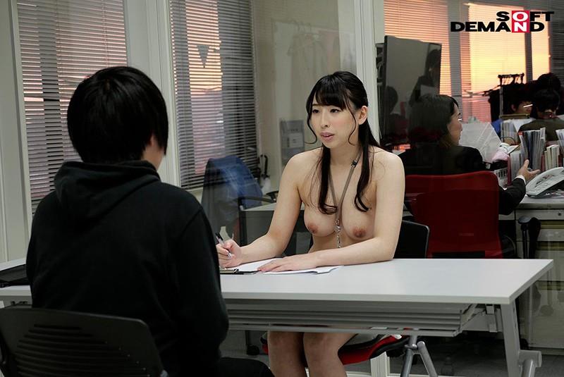 1週間全裸業務で羞恥心を克服!一回りも二回りも成長した吉岡明日海の公開羞恥SEX 12枚目