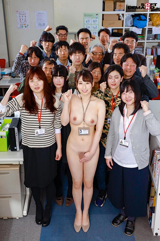 1週間全裸業務で羞恥心を克服!一回りも二回りも成長した吉岡明日海の公開羞恥SEX 6枚目