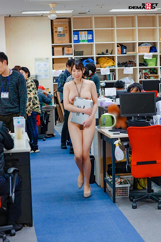 1週間全裸業務で羞恥心を克服!一回りも二回りも成長した吉岡明日海の公開羞恥SEX 7枚目