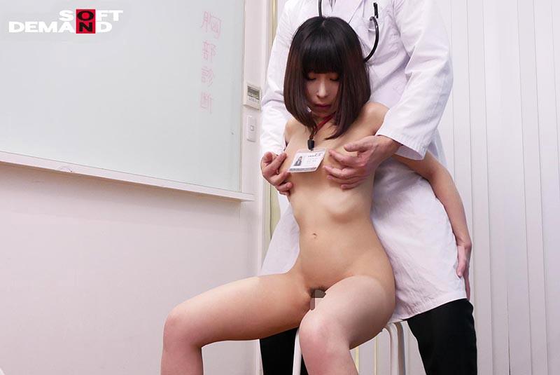 SOD女子社員 新入社員限定 ロリっ娘だらけの全裸で健康診断 未成熟な身体の10名を全裸にして真面目に検診しました(ハート) 10枚目