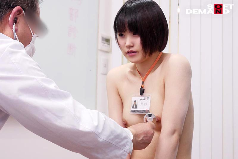 SOD女子社員 新入社員限定 ロリっ娘だらけの全裸で健康診断 未成熟な身体の10名を全裸にして真面目に検診しました(ハート) 11枚目