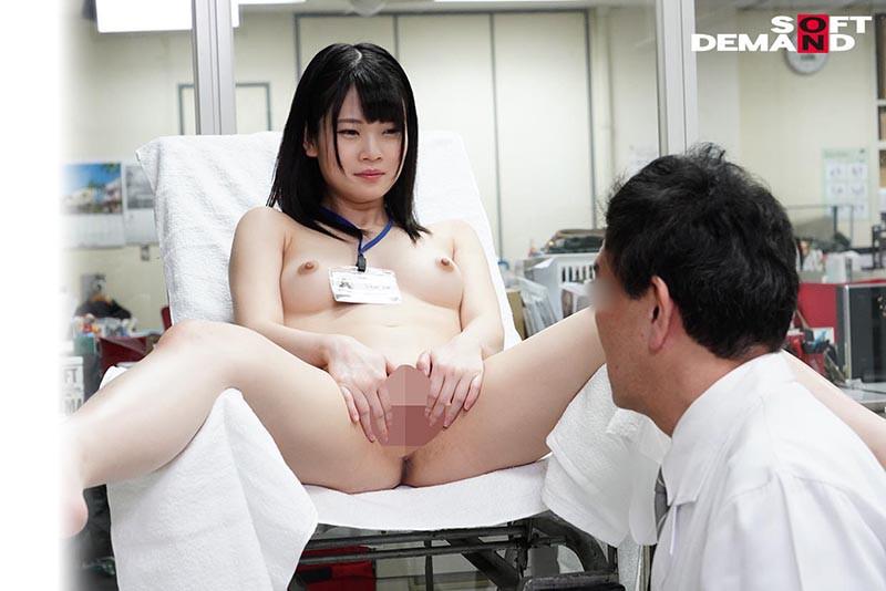 SOD女子社員 新入社員限定 ロリっ娘だらけの全裸で健康診断 未成熟な身体の10名を全裸にして真面目に検診しました(ハート) 6枚目