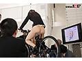 [SDJS-103] SOD女子社員 2穴交互挿入アクメ自転車がイクッ! 自ら発表会で実験台となりイキまくった、宣伝部女子社員 華井理恵