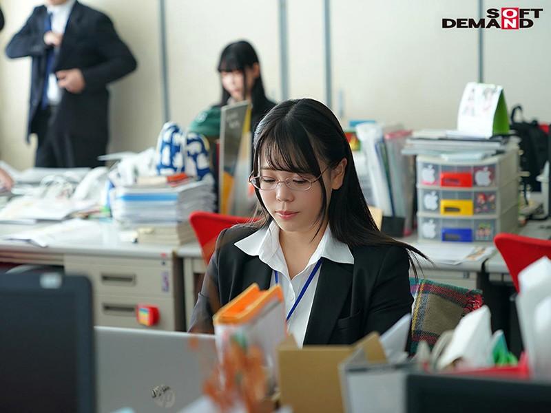 SOD女子社員 アシスタントプロデューサー 入社2年目 荻野ちひろ(24) AV出演!! 画像6