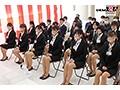SOD女子社員 全裸入社式 新入社員12名全員の初撮りSEXも収録...sample4