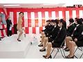 SOD女子社員 全裸入社式 新入社員12名全員の初撮りSEXも収録...sample5