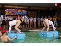 SOD女子社員 夏だ!プールだ!SEXだ!近付くほどに恥ずかしい!(>_<) 男女混合20人vs20人 真夏の水泳大会4時間SP 2019