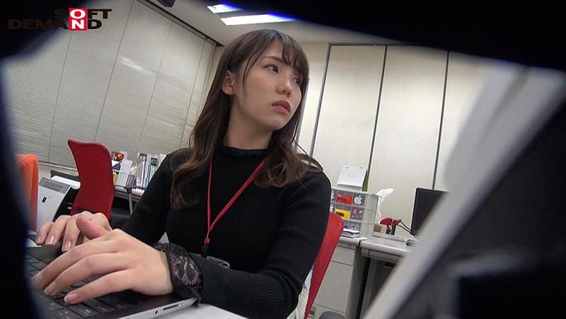 SOD女子社員 総務で働くハケンの佐々木さん26歳は落ち着いた性格でエロに興味なんて無さそうなのに、実は4年前SODに新卒入社しようとするも両親の了承を得ることができず断念した生粋のAV好き?らしい…