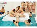 [SDJS-128] SOD女子社員 巨乳水泳大会2021 おっぱいが大きいピチピチ食べごろ社員が大集合!12名全員の赤面SEXも収録した真夏の特大2枚組8時間SP!