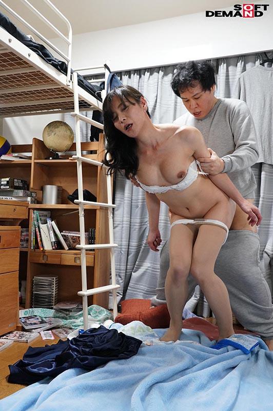 僕は子供部屋おじさんです。母で性欲処理をすませています。桃色かぞくVOL.14 平岡里枝子 9枚目