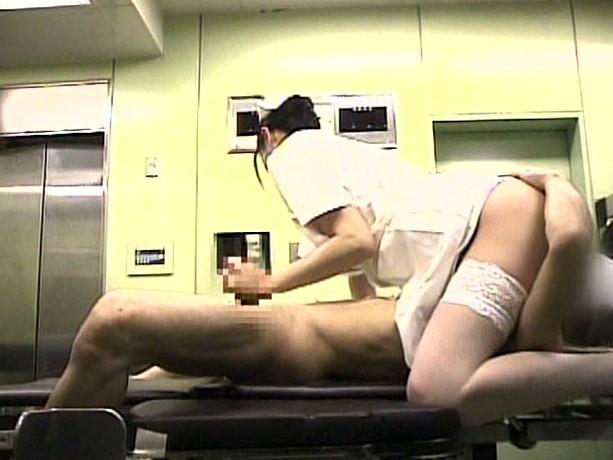 看護師になりすまして、患者さんの溜まってるザーメンを手コキ・セックスでご奉仕看護!![1sdms381][1SDMS381] 14