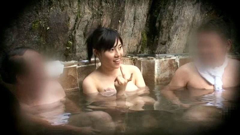 長澤あずさちゃん タオル一枚 男湯入ってみませんか? HARD3