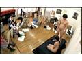 <絵画教室>で女性美術部員が一人ずつ平気な顔して、裸にな...sample16
