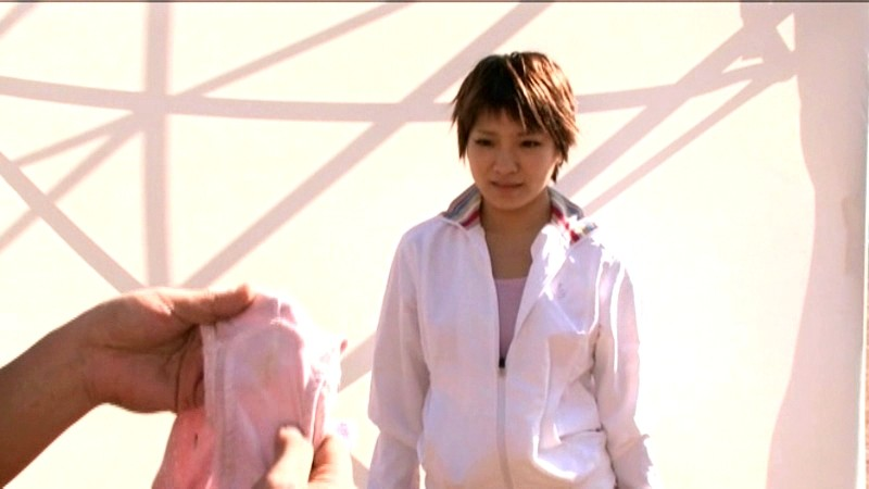 ATHLETE 本物!!全国1位の現役ラクロス選手が衝撃のAVデビュー!! 片桐ナナ 画像1