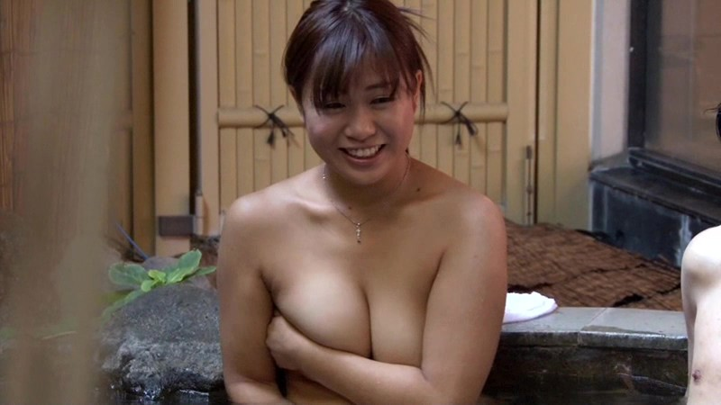 石和温泉で見つけた卒業旅行中の女子大生の皆さん タオル一枚男湯入ってみませんか? 画像1