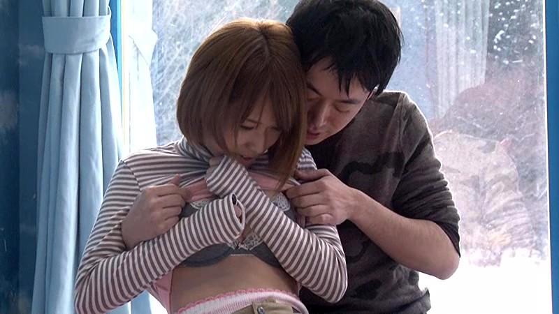 【エロ動画】スレンダーでエロい巨乳の素人女子大生の、羞恥プレイが、マジックミラー号で!抜群のプロポーション!