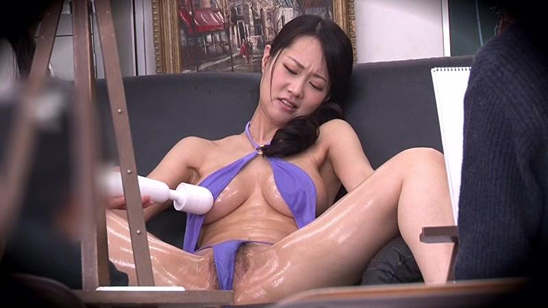 【美女】巨乳でビキニで水着姿の美女モデルの、フェラ手マンアクメプレイがエロい!顔も体もエロすぎる…!!【エロ動画】