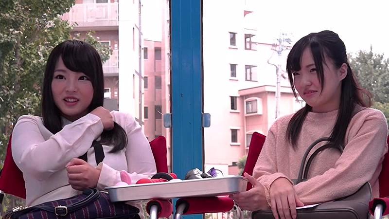 マジックミラー号 150cm以下の低身長20代女性が極太バイブ体験!!in豊島区 4枚目
