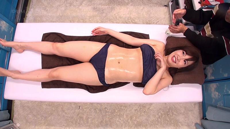 【素人 エロマッサージ】巨乳の素人人妻のエロマッサージ寝取られプレイが、マジックミラー号で!