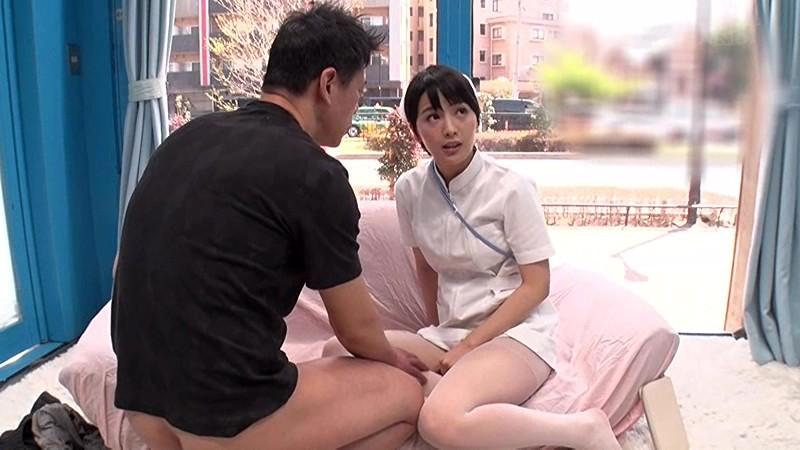 マジックミラー号にて、ショートカットな着衣の美少女看護師の、セックス手コキ中出し無料動画。【美少女、看護師、素人、ナース動画】
