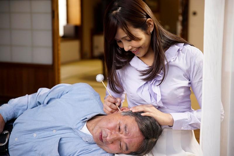 (アール)R68 男68歳にして華やぐ せがれの嫁さんいじり|無料エロ画像12