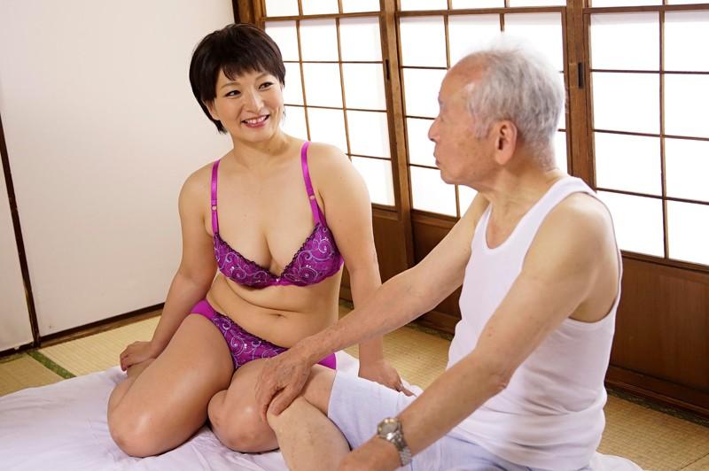 (アール)R68 男68歳にして華やぐ せがれの嫁さんいじり|無料エロ画像8