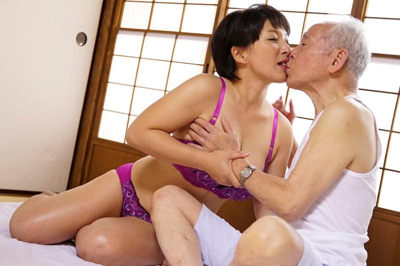 (アール)R68 男68歳にして華やぐ せがれの嫁さんいじり|無料エロ画像9
