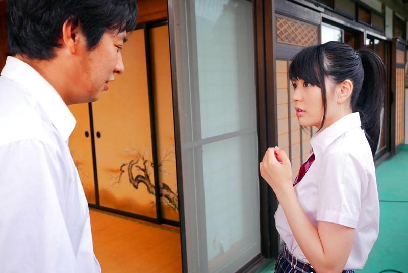 渋谷からド田舎に転校してきた女子○生 ビッチと勘違いされて野蛮な日焼け男どもにヤられまくった…「もう無理」と言っているのに何度も何度もイカせてくるし! 藤波さとり 画像9