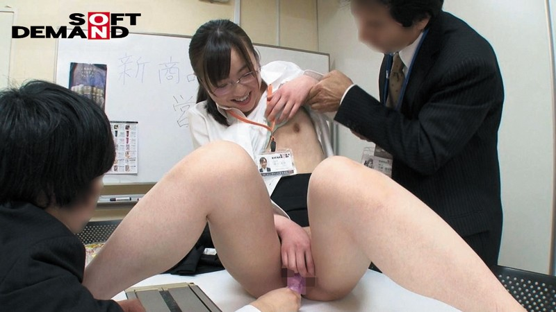 SDMU-799 In 2018 Soft On Demand Entry Formula SOD Female Employee First Take Off First Naked Declaration Representation & New Employee Representative Message Greeting SEX + Newcomer Training Cum SEX