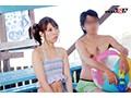 ビーチで見つけたラブラブカップル限定 海の家の無料エステ体験で愛しい彼女を彼氏の50cm隣で寝取ります!!