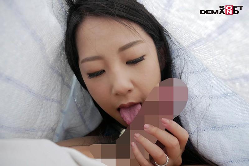 鈴木さとみの朝だちフェラ