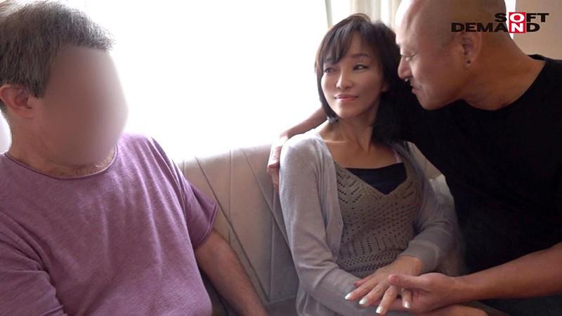 アメリカ人男性と日本人女性の国際W不倫カップル 真実の愛を探す寝取らせドキュメント 寝取らせ 宮沢ゆかり キャプチャー画像 2枚目