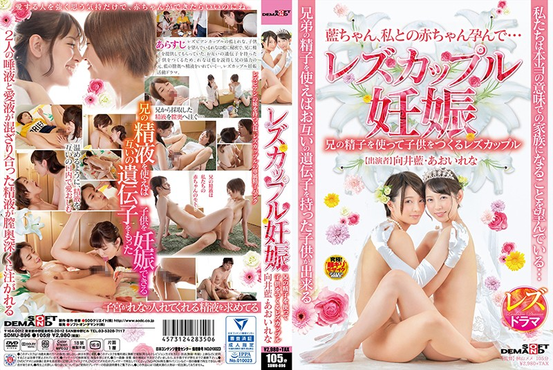 SDMU-896 Babymaking Lesbian Couples Lesbian Couples Who Are Using Their Big Brother's Semen To Make Babies