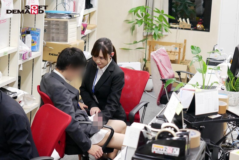 SDMU-898 Studio SOD Create - SOD Style. Business Course For New Employees, Slut-Challenge Training. You Must Be Assertive In Your Work! Promising, Young Female Employees' Forced Slut Play