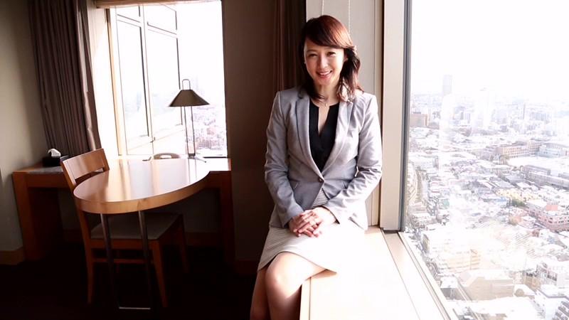 50代…人生最後の決断… 安野 由美 50歳 AVDebutサンプルF1