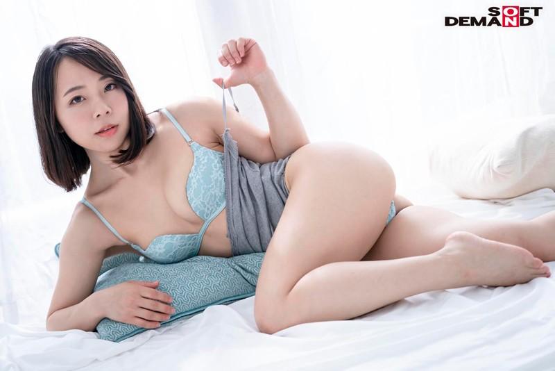 君の笑顔に見送られたら、僕は毎日頑張れそうな気がする。 杉田美和 38歳 AV DEBUT 3枚目