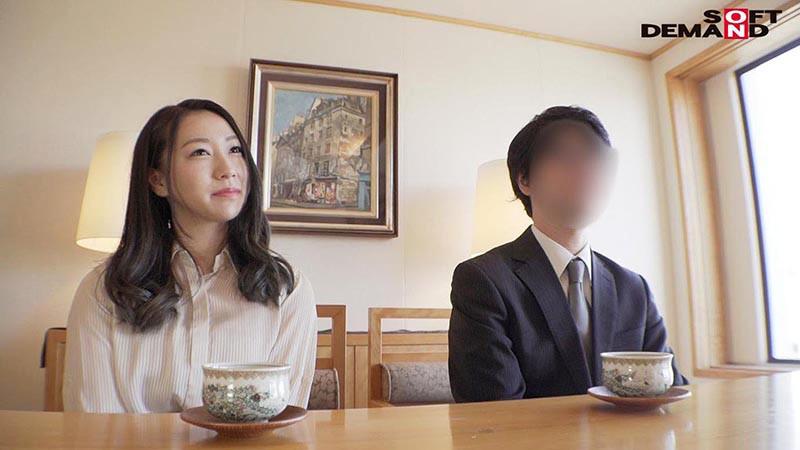 寝取らせ願望のある旦那に従い出演させられた本物シロウト人妻 case15 エステ勤務・大友京香(仮名)30歳 東京都在住 AVデビュー 主人のためにネトラレます 画像3