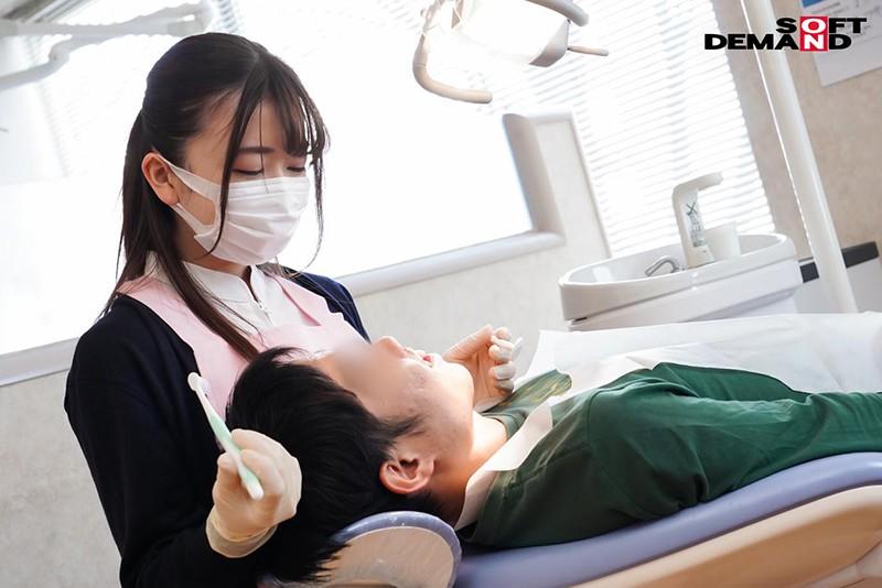 ショタ歯科クリニック 優しすぎる歯科助手大浦さん 大浦真奈美 2枚目