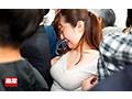 痴●師に服の中で乳首をイジられ敏感すぎて抵抗できない美乳女 推定Fcupムッチリ女子大生