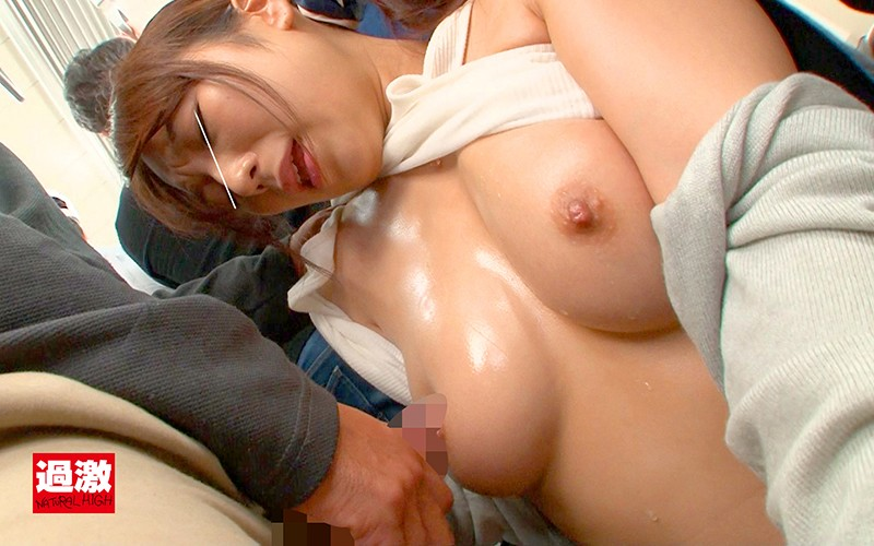 SHN-034 Studio NATURAL HIGH - This Lady With Beautiful Tits Is Getting Her Nipples Tweaked While Still Clothed By Horny Teachers And She Can't Resist Their Advances We Estimate That She Has E-Cup Titties A Married Woman In A Tight Skirt