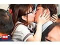 唾液ダラダラ接吻痴● 「キス手コキがやめられない」文系メガネ娘