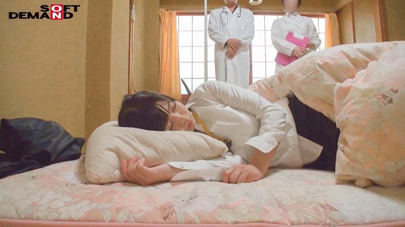 SOD女子社員 健康診断 経理部 大隈涼子 キャプチャー画像 1枚目
