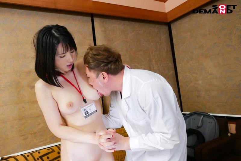 SOD女子社員 高感度調査 宣伝部 碧海桂子 4枚目