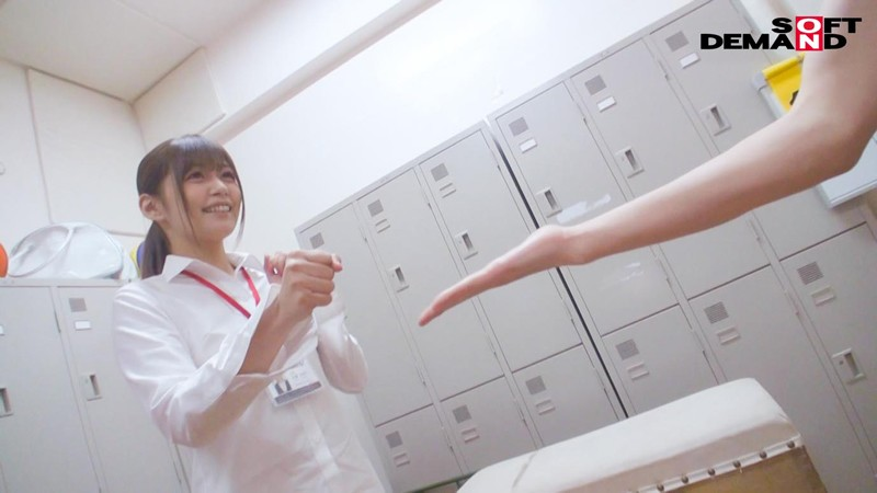 SOD女子社員 野球拳 営業部 近藤ひかり 2枚目